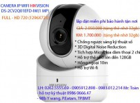 Camera IP WIFI HIKVISION DS-2CV2Q01EFD-IW(1 MP)